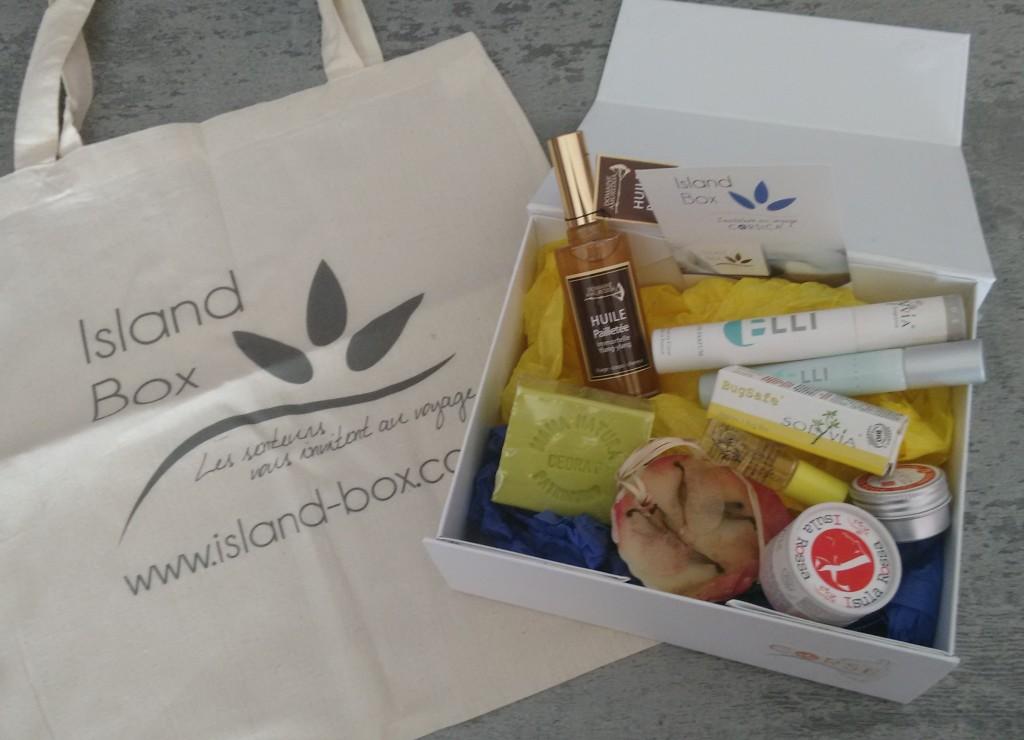 L'éveil des sens Corse: Island Box Corsica