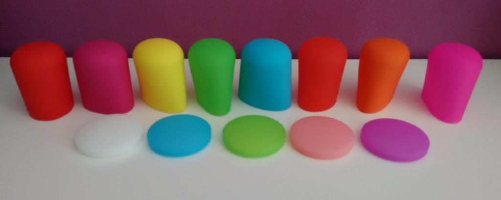 Une couleur pour chaque humeur avec Silicolight