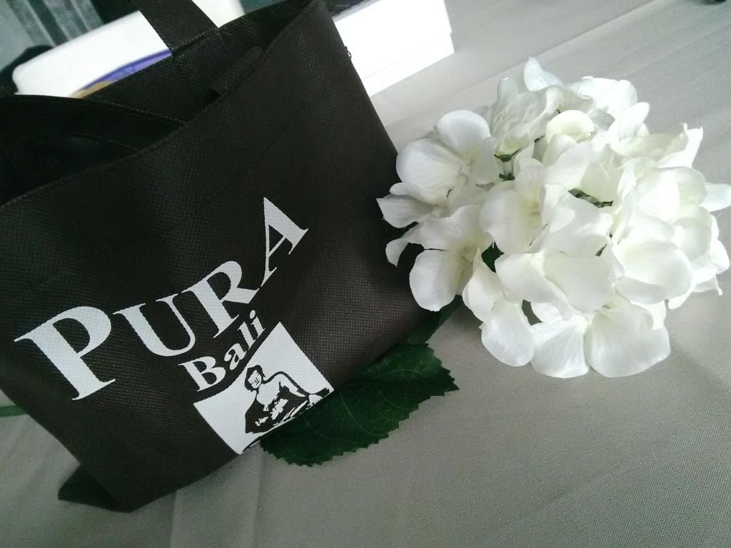 Douceur et délicatesse avec Pura Bali