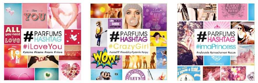 Quand les parfums Hashtag se refont une beauté…