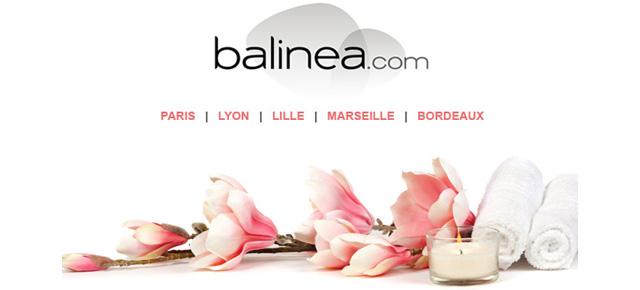 Les rendez-vous beauté chez BALINéA