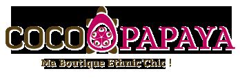 Coco Papaya et sa jolie boutique Ethnic'chic