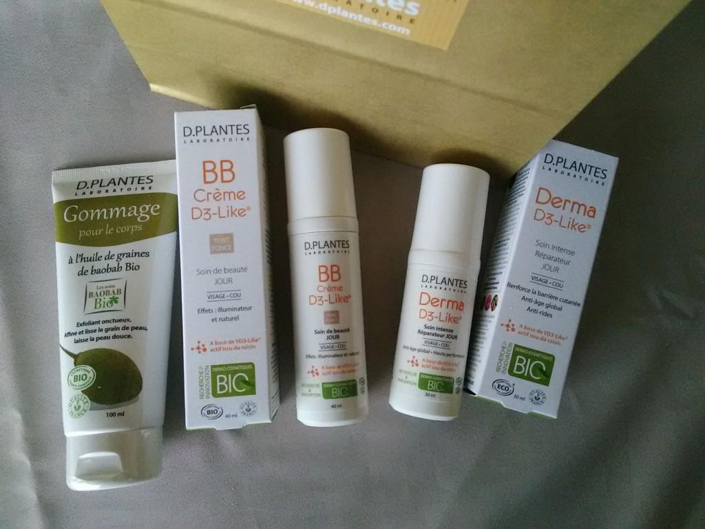 Mes produits  Bio D-Plantes