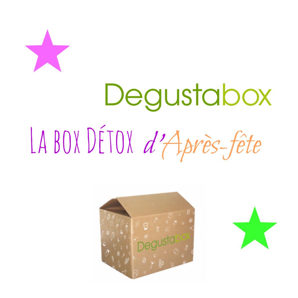 Dégustabox: L'après fête
