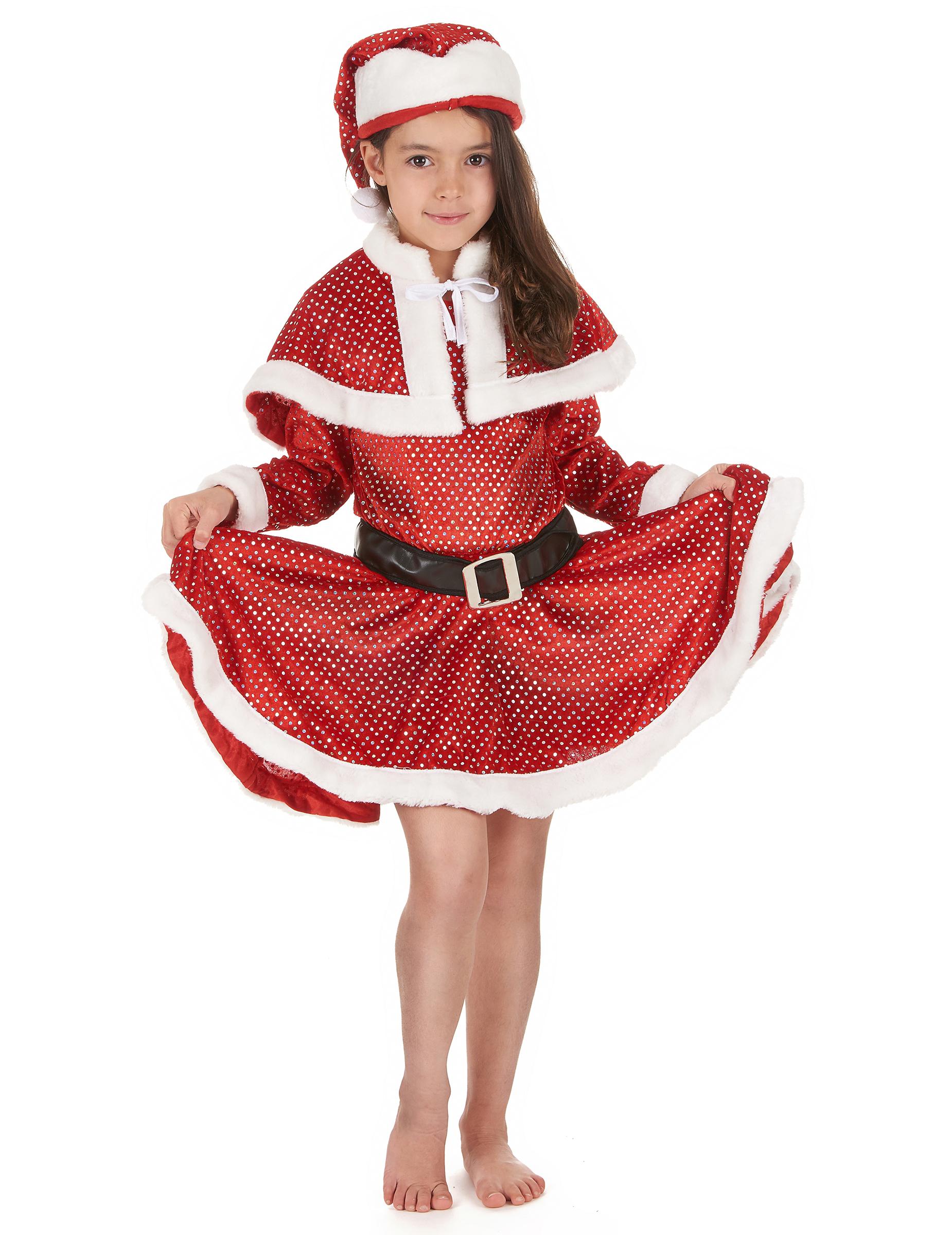 9ee3e1afaef8a Deguisement De Noel Pour Petite Fille