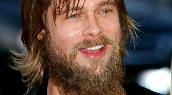 Brad-Pitt-barbe