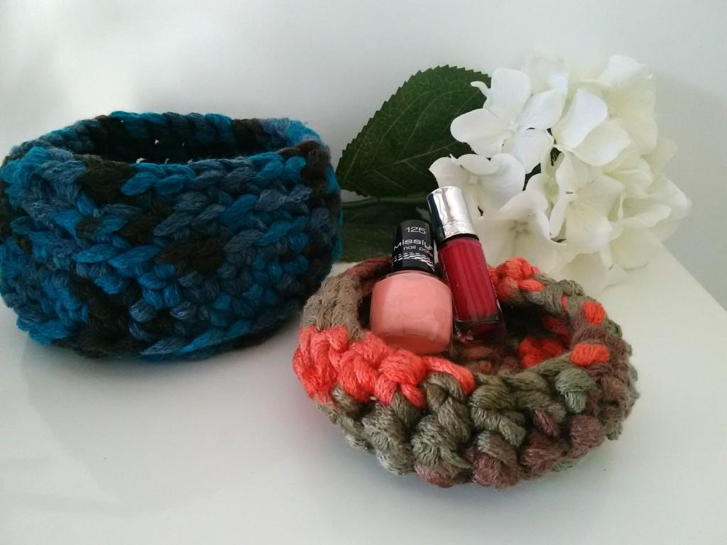 Atelier crochet grâce aux pelotes de laine Babou