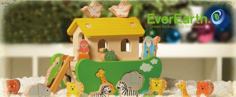 Everearth , les jouets en bois écoresponsables ! +CONCOURS