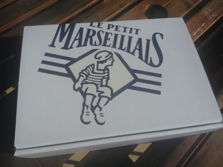Je suis ambassadrice Le Petit Marseillais !