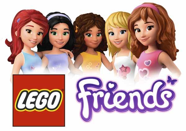 CONCOURS Lego Friends !!