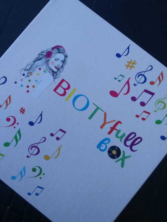 La Biotyfull box fait la fête ! «La Dansante»