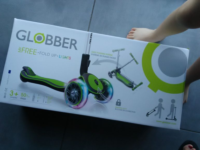 On a testé la Globber Élite Lights !!!