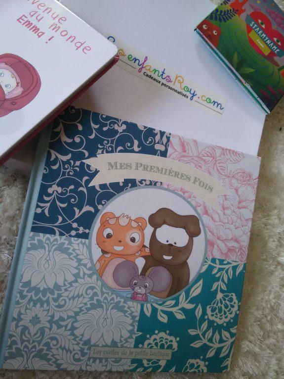 Un coffret personnalisé pour l'arrivée de bébé : Les Enfants Roy + CONCOURS