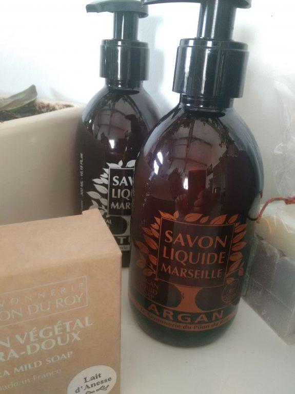 # Découverte : La savonnerie du Pilon du Roy