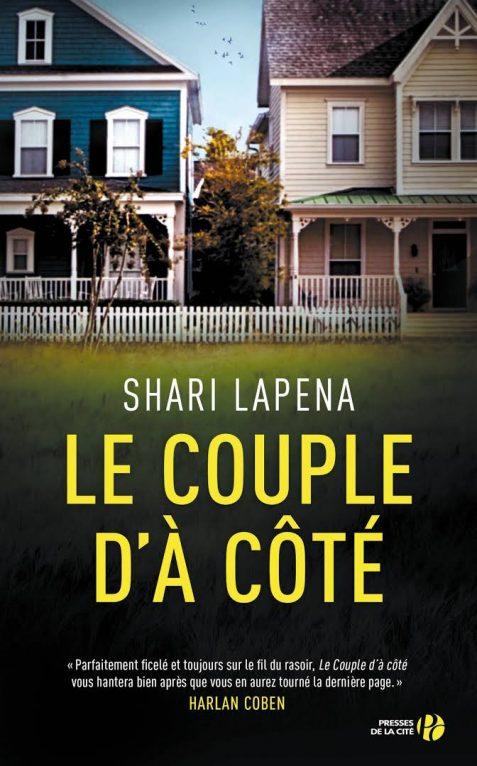 Coin Lecture : Le couple d'à côté / éditions Presses de la cité