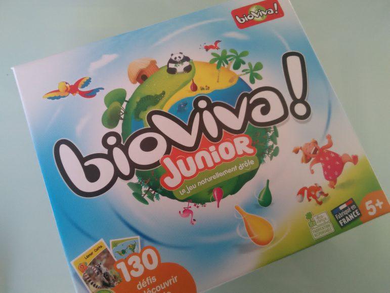 Bioviva Junior : Découvrir le monde en s'amusant !