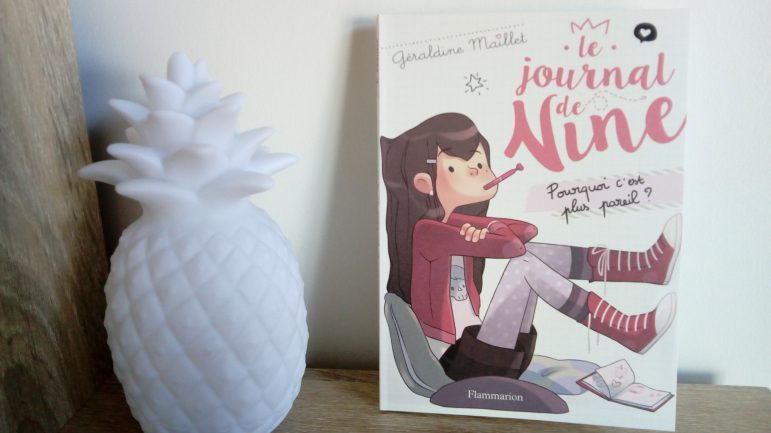 Lecture / Le Journal de Nine