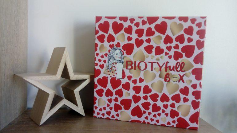 La Biotyfull Box de Février 2018