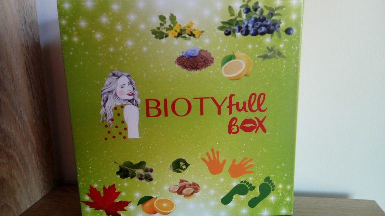 Biotyfull Box de printemps