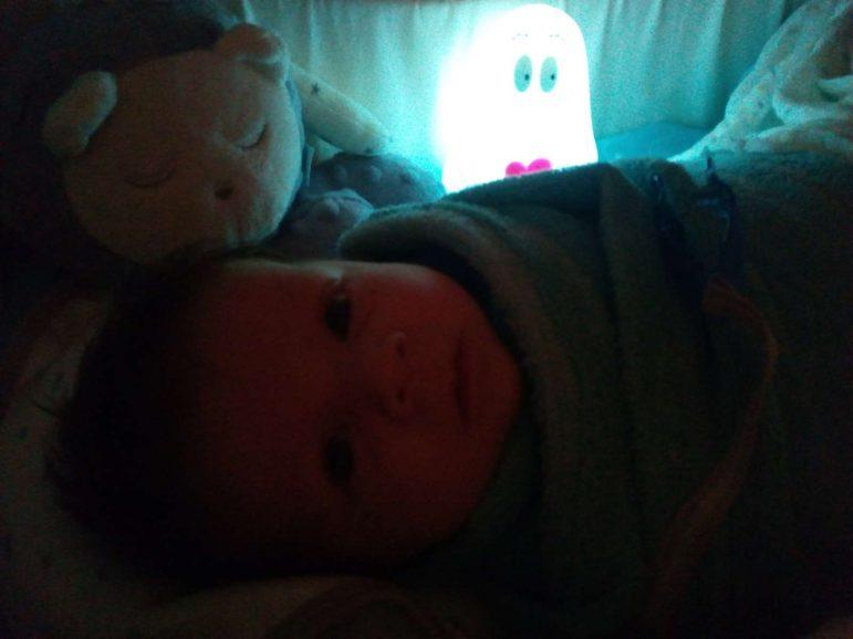 réveiller bébé le matin