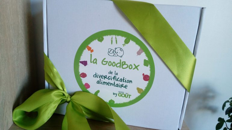 La diversification alimentaire by Good Goût