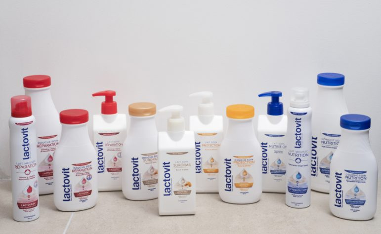 LACTOVIT, les soins au lait 100% naturels