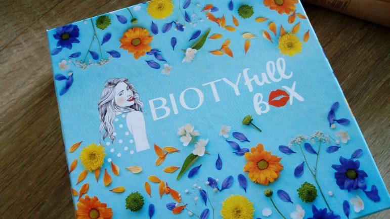 La Flamboyante Biotyfull Box de mai