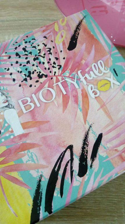 La Biotyfull Box Activ'été