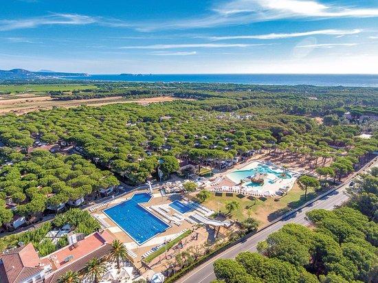 Nos vacances au camping Sandaya Cypsela Resort