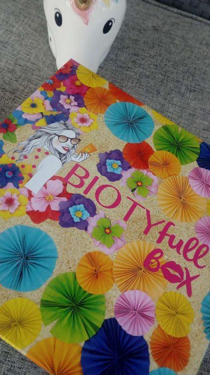 Biotyfull Box de juillet 2018