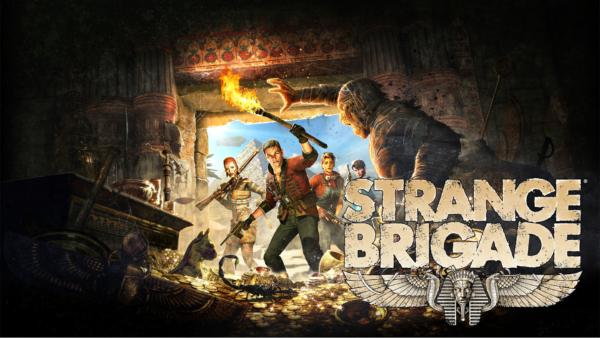 Le coin des Geeks : Strange Brigade