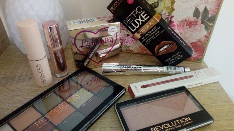 Les nouveautés Makeup Revolution chez Notino