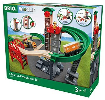 Test du grand circuit Multimodale de BRIO