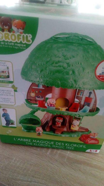 L'arbre magique des Klorofil ! #VULLI
