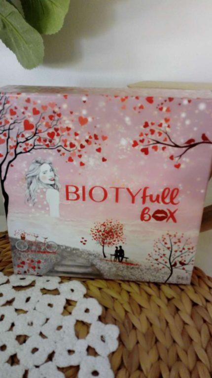 Biotyfull Box de février / St Valentin