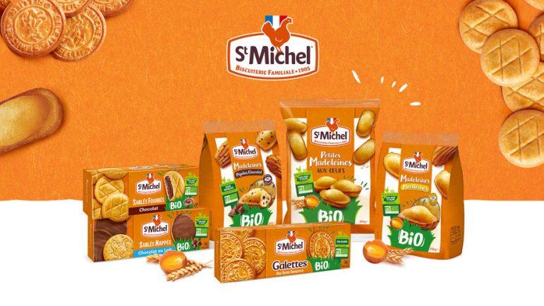 La jolie gamme Bio St Michel