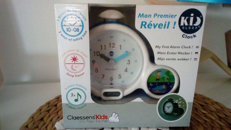 Apprendre l'heure avec le Kid Sleep Clock