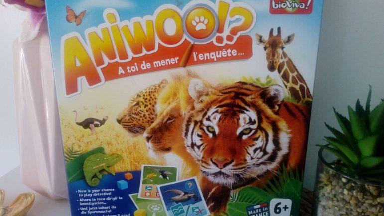 Nos jeux de vacances / Aniwoo de Bioviva