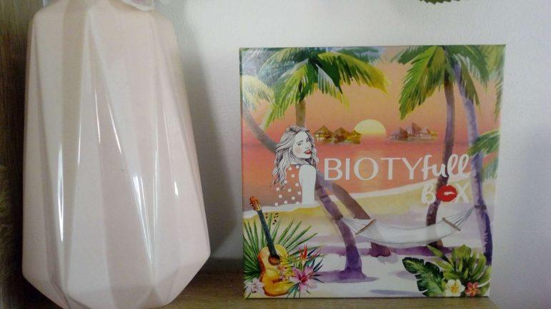 Biotyfull Box de Juin : «100% tropicale»