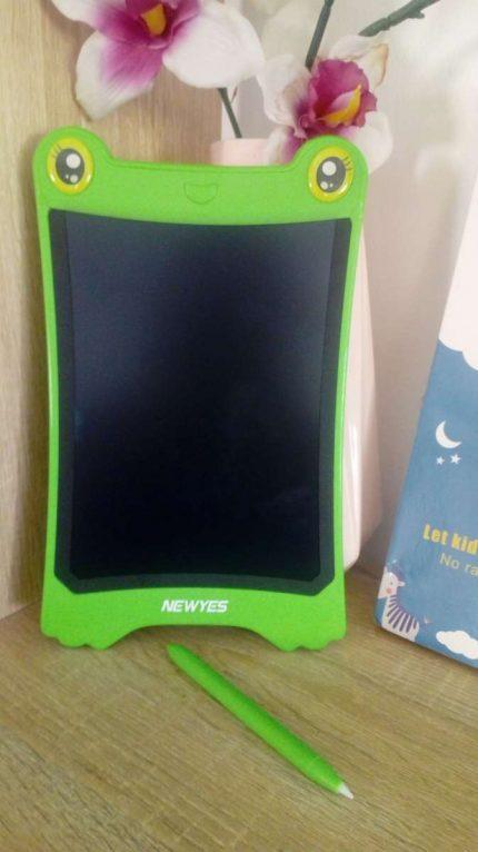 Frog Pad,des tablettes rigolotes pour enfants créatifs ! Newyes