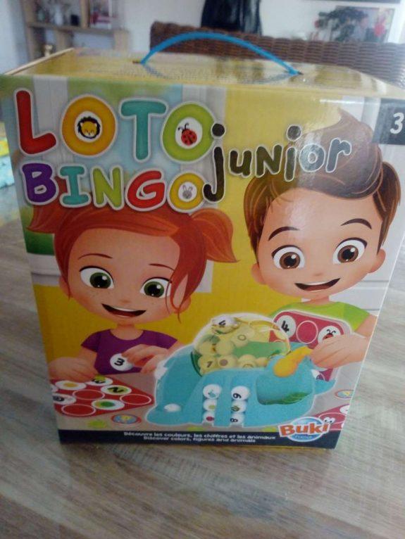 Nouveau / Le Loto Junior Buki
