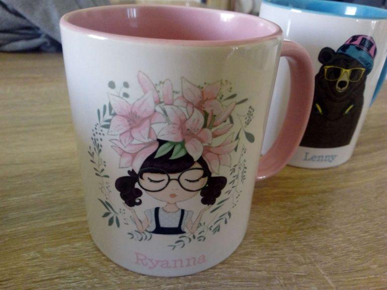 Mes jolis mugs personnalisés / Étiquettes Folies