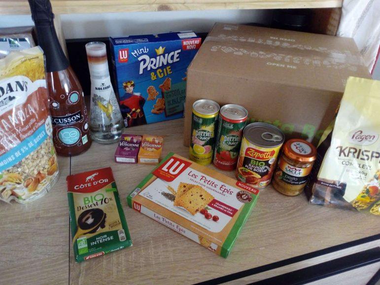 Degusta box / Saine et Gourmande