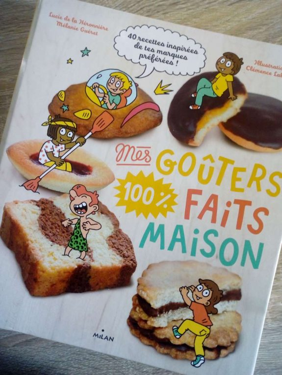 Faire ses gouters maison!
