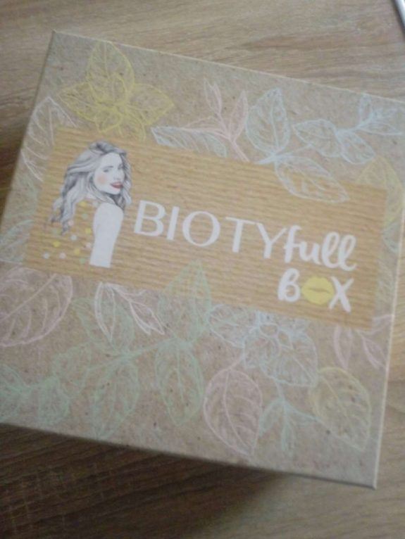 Biotyfull Box 100% solides et 100% recyclables