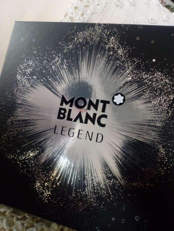 Mont Blanc Legend le coffret cadeau  /Notino