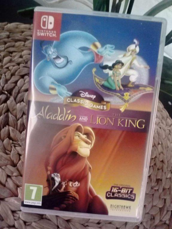 Le Roi Lion et Aladdin réuni dans une version remastérisée