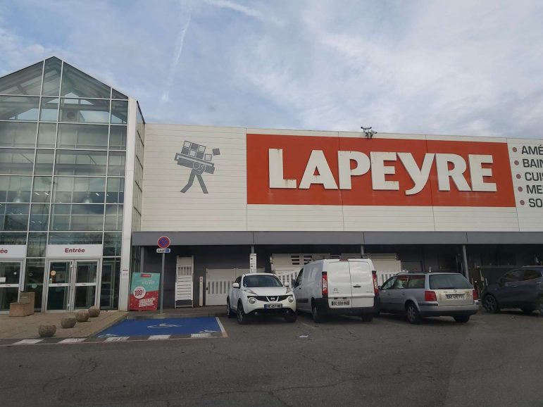 Projets Bricolage chez Lapeyre