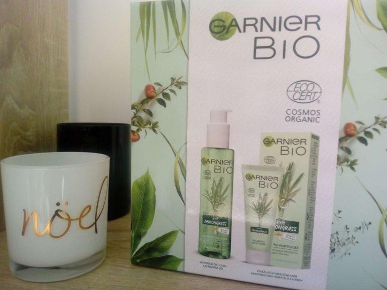 Je teste la gamme Bio de chez Garnier