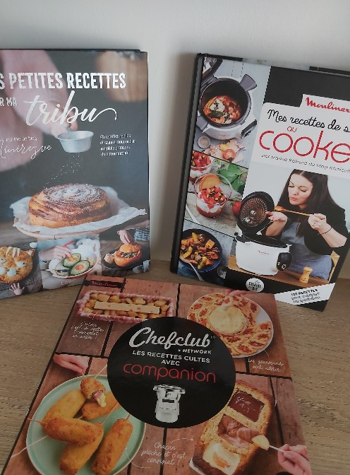 Les jolis livres de cuisine à se dégoter de toute urgence !